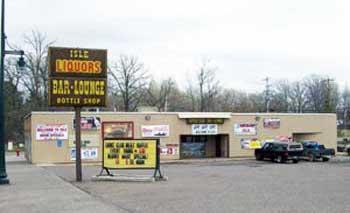 Isle Municipal Liquor Store